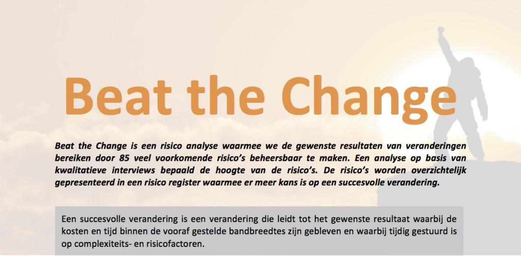 Beat the Change